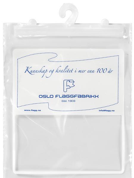 Handi-bag® krogposer i polyethylen (PE) med formstøbt krog
