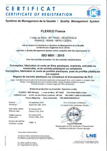 thumbnail of Certificat ISO9001-VALIDITE 2017