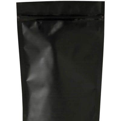 Lamizip® laminerede lynlåsposer Mat Sort