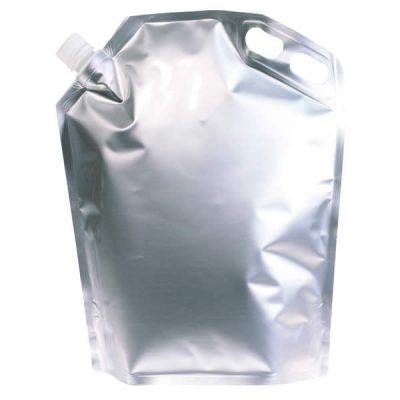 Lamizip® laminerede poser med hældetud og hank