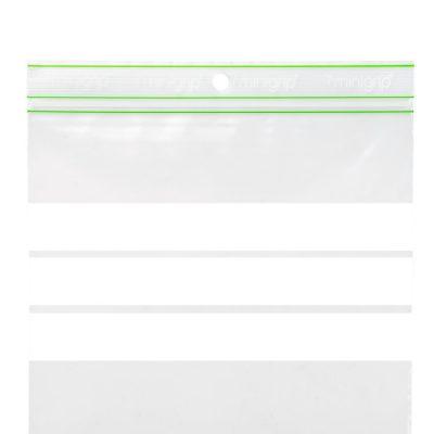 Transparent m/skrivefelt
