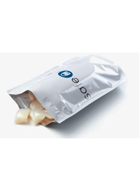 SafeGrip® Den første barnesikrede gjenlukkbare posen.